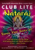 Flyer # 157397 voor Nataraj Flyer voor feesten op verschillende lokaties wedstrijd