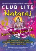 Flyer # 161512 voor Nataraj Flyer voor feesten op verschillende lokaties wedstrijd