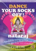 Flyer # 158143 voor Nataraj Flyer voor feesten op verschillende lokaties wedstrijd