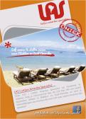 Flyer # 241217 voor Ontwerp een triggerend A6-flyer (dubbelzijdig) voor reisbureau LAS | Latijns Amerika Specialist op de 50+ beurs. wedstrijd