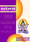 Flyer # 159290 voor Nataraj Flyer voor feesten op verschillende lokaties wedstrijd