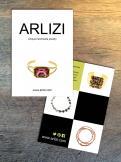 Flyer # 297960 voor Ontwerp een flyer voor nieuw trendy sieradenmerk wedstrijd