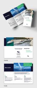Flyer, tickets # 928029 for Design a cool, but also chic flyer for a boat cleaning company. (Simply Clean) contest