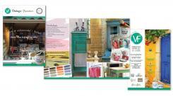 Flyer # 355711 voor Ontwerp een brochure voor een Vintage Lifestyle winkel wedstrijd