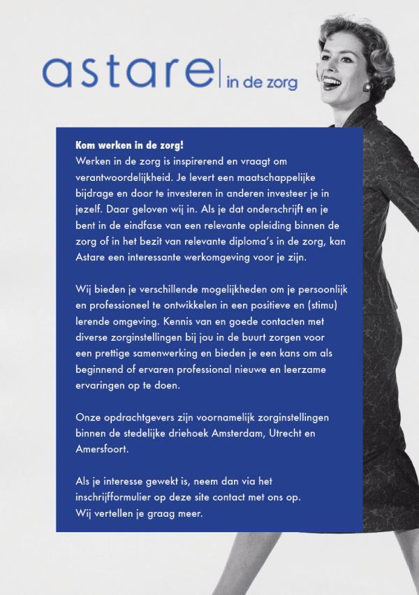zorg om amsterdam
