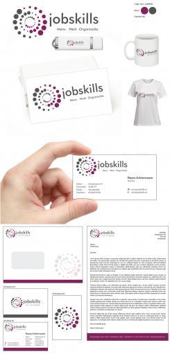 Huisstijl # 379927 voor Huisstijl voor een frisse organisatie, Jobskills Mens. Werk. Organisatie!  wedstrijd