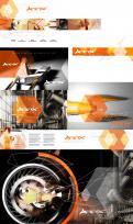 Huisstijl # 1020538 voor Hightech robot  vision  AI design wedstrijd