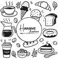 Huisstijl # 1176842 voor Hip ontwerp voor snackzak  vetvrij papier  servet etc  wedstrijd