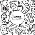 Huisstijl # 1176849 voor Hip ontwerp voor snackzak  vetvrij papier  servet etc  wedstrijd