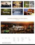 Huisstijl # 655602 voor Internationale huisstijl voor high end reisbureau dat luxe reizen met goede doelen verbindt wedstrijd