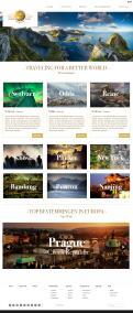 Huisstijl # 655603 voor Internationale huisstijl voor high end reisbureau dat luxe reizen met goede doelen verbindt wedstrijd