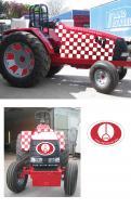 Visitekaartje # 225084 voor Pimp onze tractor! wedstrijd