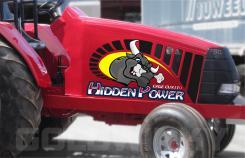 Visitekaartje # 226221 voor Pimp onze tractor! wedstrijd