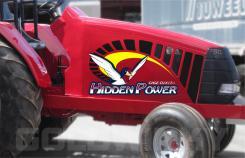 Visitekaartje # 225334 voor Pimp onze tractor! wedstrijd