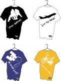 Visitekaartje # 355735 voor Ontwerp voor t-shirt en hoodie wedstrijd