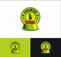 Logo design # 1195430 for promise dog and catfood logo contest