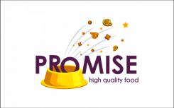 Logo design # 1195652 for promise dog and catfood logo contest