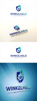 Logo # 1148910 voor Logo voor online mobiele verkooptraining wedstrijd