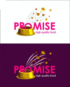 Logo design # 1195669 for promise dog and catfood logo contest