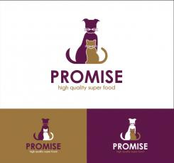 Logo design # 1195390 for promise dog and catfood logo contest