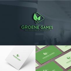 Logo # 1215125 voor Ontwerp een leuk logo voor duurzame games! wedstrijd