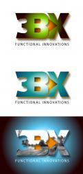 Logo # 410302 voor 3BX innovaties op basis van functionele behoeftes wedstrijd