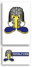 Logo # 299157 voor MASCOTTE TOTALTYRE wedstrijd