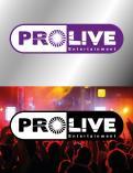 Logo # 361270 voor Ontwerp een fris & zakelijk logo voor PRO LIVE Entertainment wedstrijd