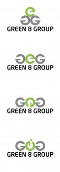 Logo # 422598 voor Green 8 Group wedstrijd