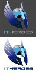 Logo # 266306 voor Logo voor IT Heroes wedstrijd