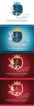 Logo # 335226 voor Logo Koorkring Zeeuws-Vlaanderen wedstrijd