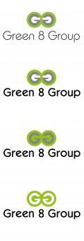 Logo # 422619 voor Green 8 Group wedstrijd
