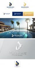 Logo # 433484 voor Resort op Bonaire (logo + eventueel naam) wedstrijd
