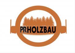 Logo  # 1161754 für Logo fur das Holzbauunternehmen  PR Holzbau GmbH  Wettbewerb