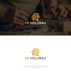Logo  # 1160644 für Logo fur das Holzbauunternehmen  PR Holzbau GmbH  Wettbewerb