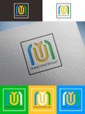 Logo # 1248956 voor fris kleurrijk logo met geel groen blauw voor mijn zzp bedrijf wedstrijd