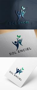 Logo design # 1201105 for Solenciel  ecological and solidarity cleaning contest