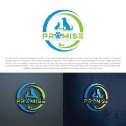 Logo design # 1192800 for promise dog and catfood logo contest