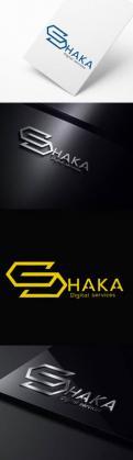 Logo design # 1076047 for Logo and stationary design for digital services company contest