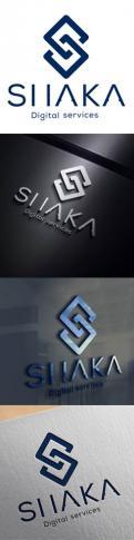 Logo design # 1075806 for Logo and stationary design for digital services company contest