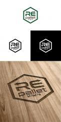 Logo # 1248871 voor Gezocht  Stoer  duurzaam en robuust logo voor pallethandel wedstrijd