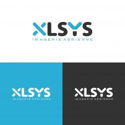 Logo design # 1207569 for Logo modification for an aerial drone imagery company  photos videos  contest