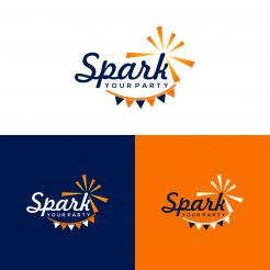 Logo design # 1186014 for Logo for Spark  Theme boxes for party's contest