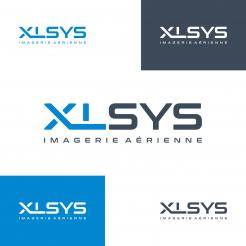 Logo design # 1208002 for Logo modification for an aerial drone imagery company  photos videos  contest