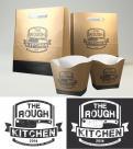 Logo # 382168 voor Logo stoer streetfood concept: The Rough Kitchen wedstrijd