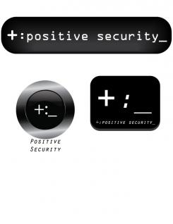 Logo design # 602166 for Logo for a security group named positivesecurity contest