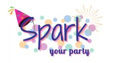 Logo design # 1186520 for Logo for Spark  Theme boxes for party's contest