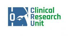 Logo # 610785 voor Ontwerp een zakelijk en rustig  logo voor de afdeling Clinical Research Unit (afkorting: CRU), een afdeling binnen het AMC; een groot academisch ziekenhuis in Amsterdam. wedstrijd