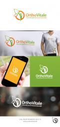 Logo # 373697 voor  Ontwerp een logo dat vitaliteit en energie uitstraalt voor een orthomoleculaire voedings- en lijfstijlpraktijk wedstrijd