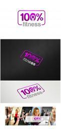 Logo # 399287 voor 100% fitness wedstrijd